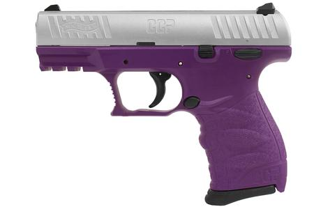 CCP 9MM PURPLE WITH STAINLESS SLIDE
