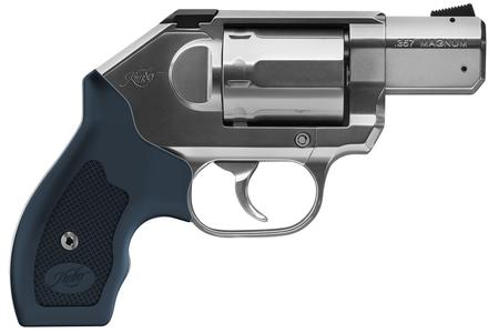 K6S STAINLESS 357 MAGNUM DAO