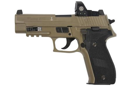 SIG SAUER MK25 DESERT RX 9MM WITH ROMEO1 SIGHT