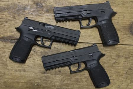 P250 FULL-SIZE 40SW TRADE-INS (GOOD)