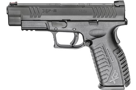 SPRINGFIELD XDM 9MM 4.5 FULL-SIZE OSP BLACK