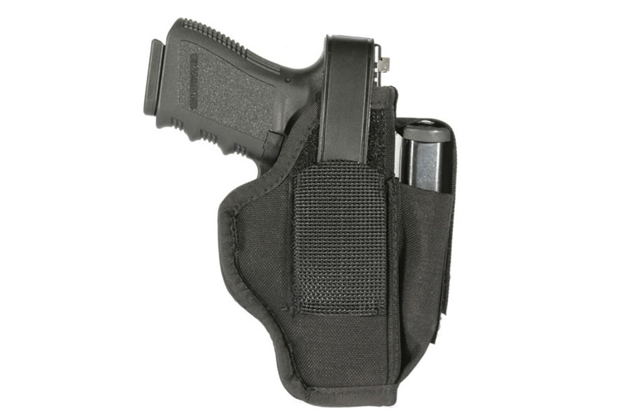 SPORTSTER AMBI HOLSTER WITH MAG POUCH