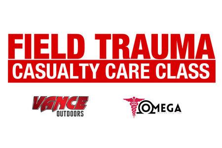 FIELD TRAUMA CASUALTY CARE CLASS