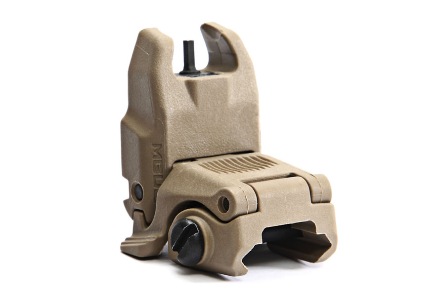 MBUS FRONT BACK-UP SIGHT GEN 2 (FDE)