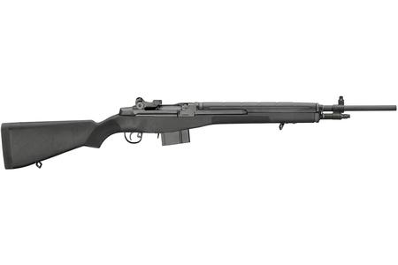 SPRINGFIELD M1A LOADED 308 WITH BLACK (NY COMPLIANT)