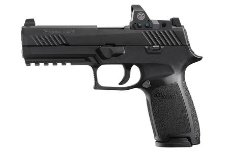 SIG SAUER P320 FULL SIZE 9MM W/ROMEO1 REFLEX SIGHT