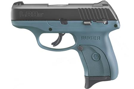 RUGER LC9S 9MM BLUE TITANIUM STRIKER-FIRED