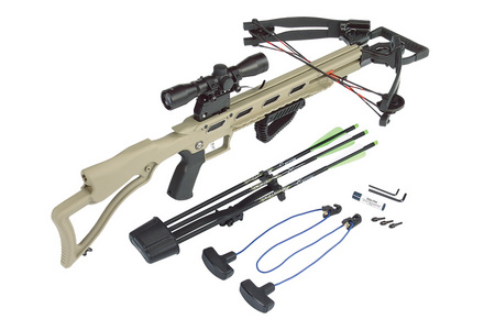 CARBON EXPRESS X-Force Advantex Crossbow Kit