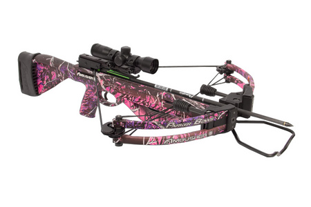PARKER Pink Ambusher IR Package