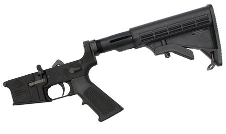 Rock River Arms LAR-15/AR-15 5 56mm Complete Lower Receiver with 6-Position  Stock