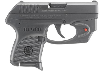 RUGER LCP 380 AUTO W/ VIRIDIAN E-SERIES LASER