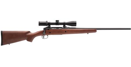 SAVAGE AXIS II XP HARDWOOD 223 REM WITH SCOPE