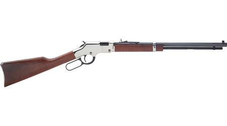 HENRY REPEATING ARMS SILVER BOY 22 WMR LEVER ACTION HEIRLOOM