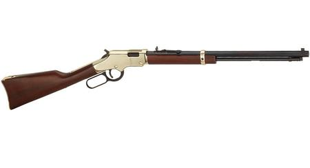 HENRY REPEATING ARMS GOLDEN BOY 17HMR LEVER ACTION HEIRLOOM