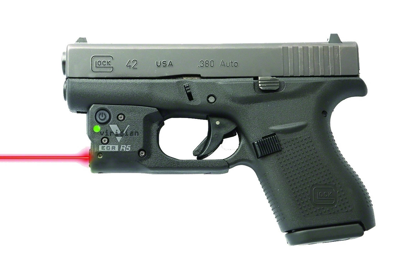 REACTOR R5 RED LASER FOR GLOCK 42