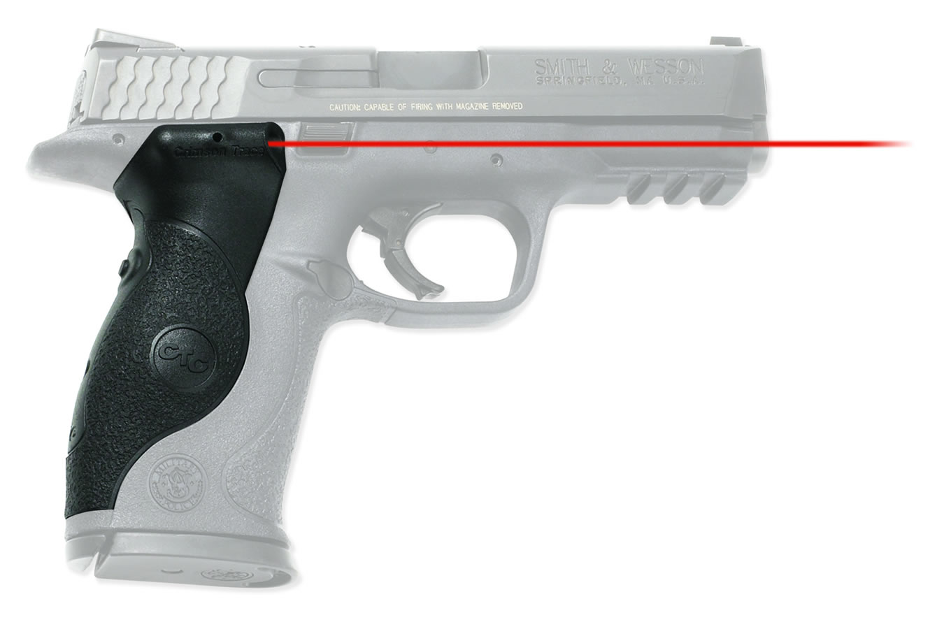 CRIMSON TRACE SW MP FULL-SIZE PISTOL LASERGRIP