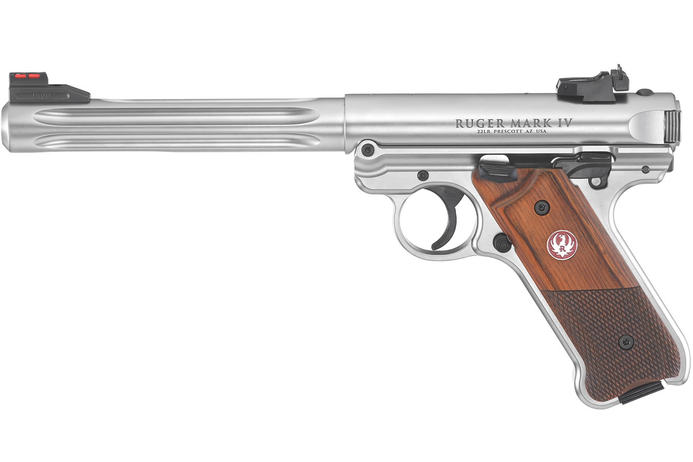 Mark Iv Hunter 22lr Rimfire Pistol