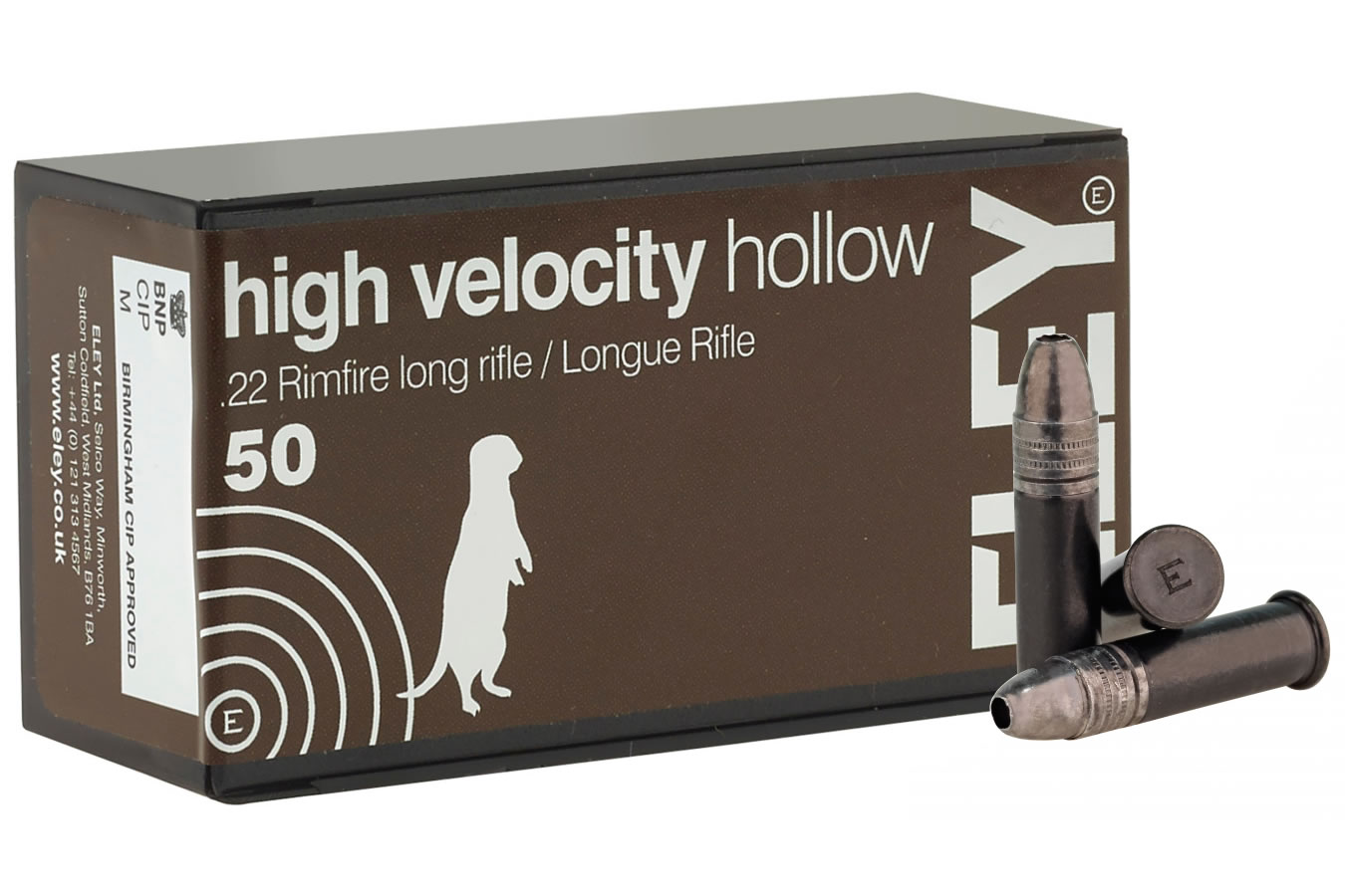 22LR 40 GR HP HIGH VELOCITY HOLLOW