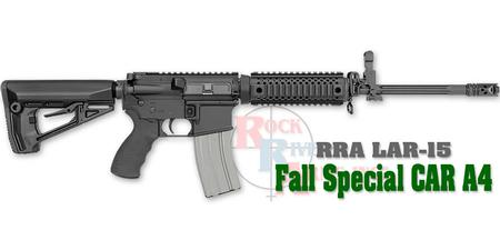 ROCK RIVER ARMS LAR-15 5.56mm NATO Fall Special CAR A4