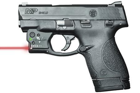 SMITH AND WESSON MP40 SHIELD 40SW PISTOL W/VIRIDIAN LASER