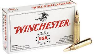 WINCHESTER AMMO 223 REM 55 GR. FMJ