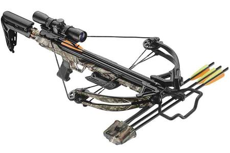 EMPIRE BANE CROSSBOW PKG WITH 4X32 SCOPE