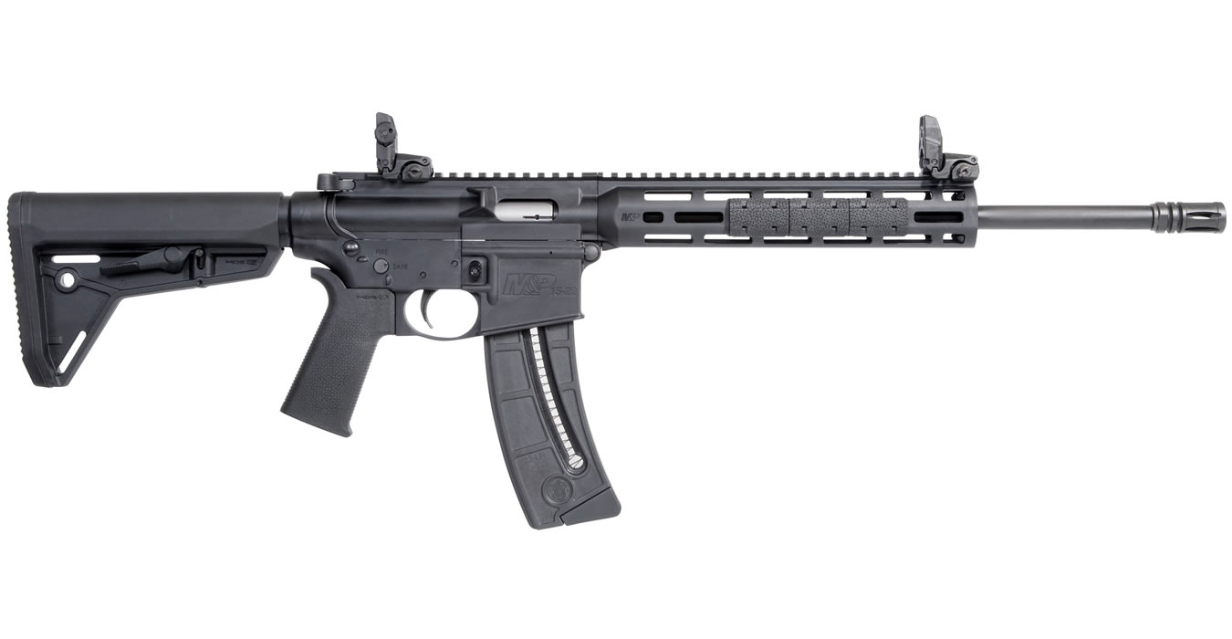 No. 17 Best Selling: SMITH AND WESSON MP 15-22 SPORT MOE SL RIMFIRE RIFLE