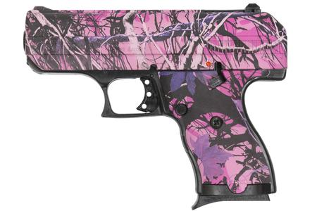 HI POINT C9 9mm Centerfire Pistol with Muddy Girl Camo
