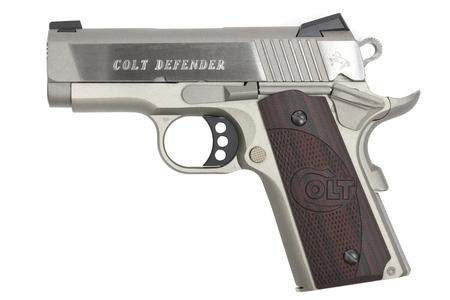 COLT DEFENDER 45 ACP WITH G10 GRIPS