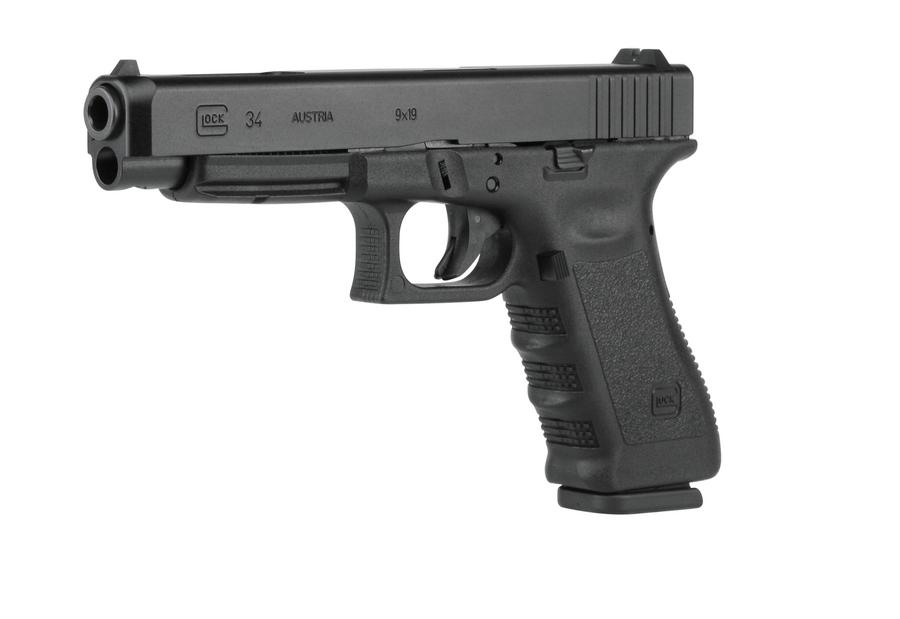 Glock 34 Gen3 9mm 17 Round Pistol Le Vance Outdoors