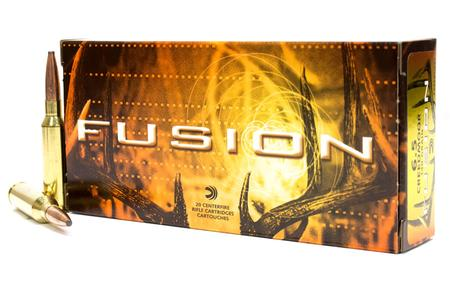 Federal 6.5 Creedmoor 140 gr Soft Point Fusion 20/Box