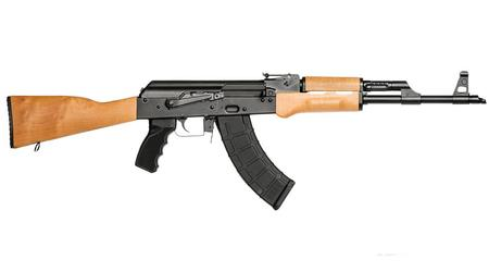 CENTURY ARMS RAS47 7.62X39 AK-47 RIFLE W/ WOOD STOCK