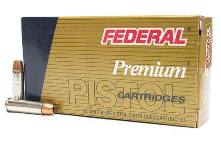Federal 38 Special +P+ 147 gr Hydra-Shok JHP Trade Ammo 50/Box