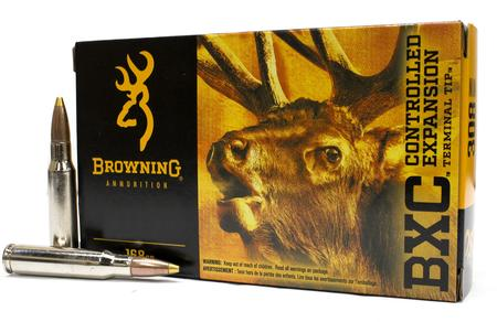 BROWNING AMMUNITION 300 WSM 185 gr BXC Big Game 20/Box
