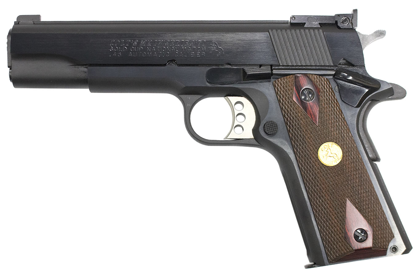 1911 NATIONAL MATCH GOLD CUP 45 ACP
