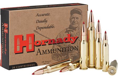 HORNADY 300 Win Mag 178 gr ELD Match 20/Box