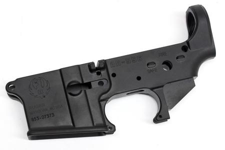 RUGER AR-556 5.56 AR15 STRIPPED LOWER RECEIVER