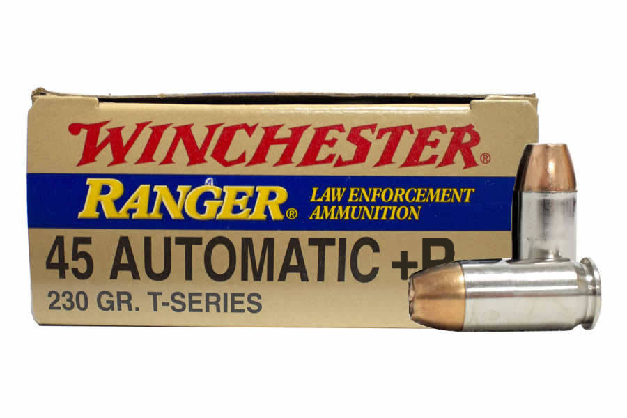 winchester 45 acp p 230 gr jhp ranger t series police trade ammo 50 box sportsman s outdoor superstore 45 acp p 230 gr jhp ranger t series police trade ammo 50 box