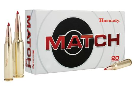 HORNADY 308 Win 168 gr ELD Match 20/Box