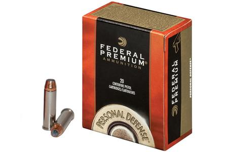 FEDERAL AMMUNITION 357 Magnum 158 gr JHP Hydra Shok Personal Defense 20/Box