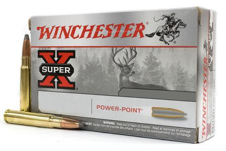 Winchester 7mm-08 Remington 140 gr Power-Point Super-X 20/Box