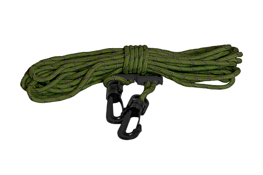 ROBINSON OUTDOORS TREE SPIDER LIGHT LINE-PULL UP ROPE