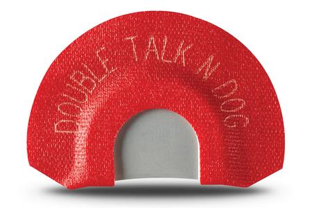 DOUBLE TALK-N DOG DIAPHRAGM CALL