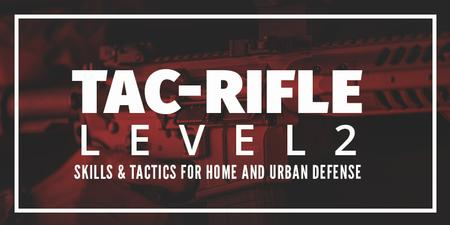 TAC RIFLE LEVEL 2