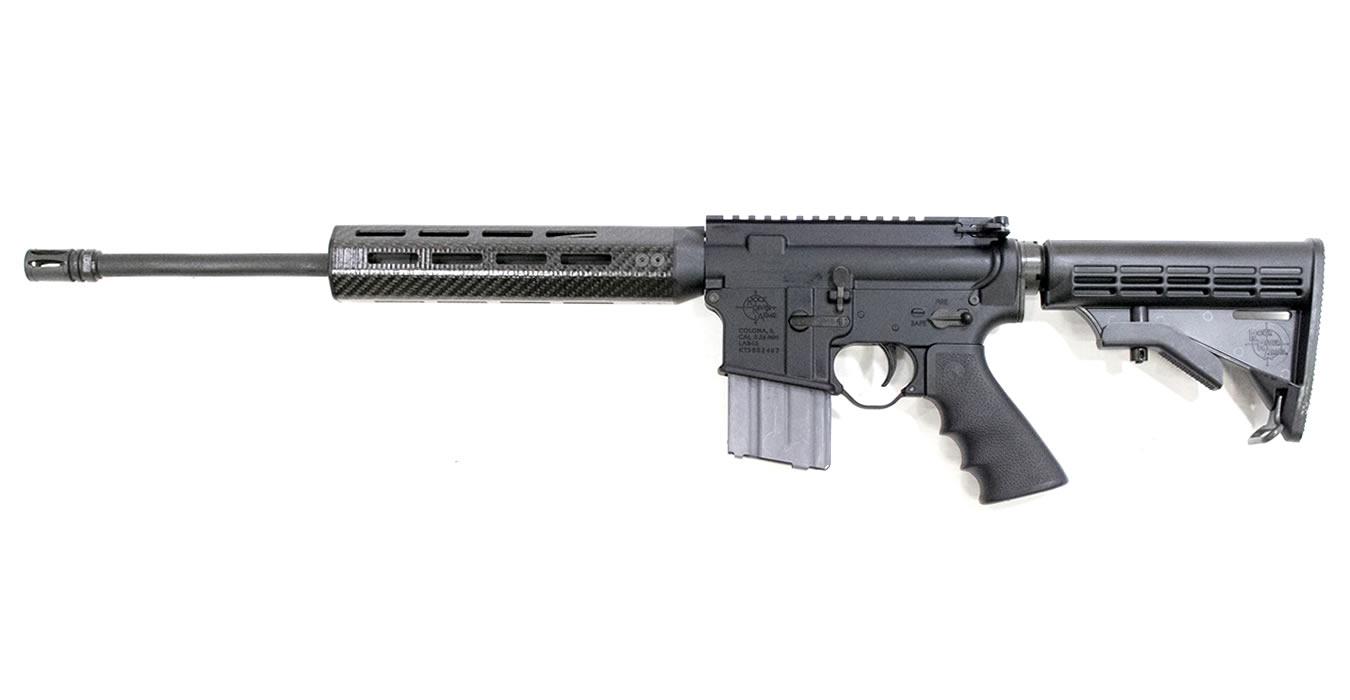 Rock River Arms LAR-15 5.56mm Lightweight CAR with Carbon Fiber Free Float Handguard   Vance ...