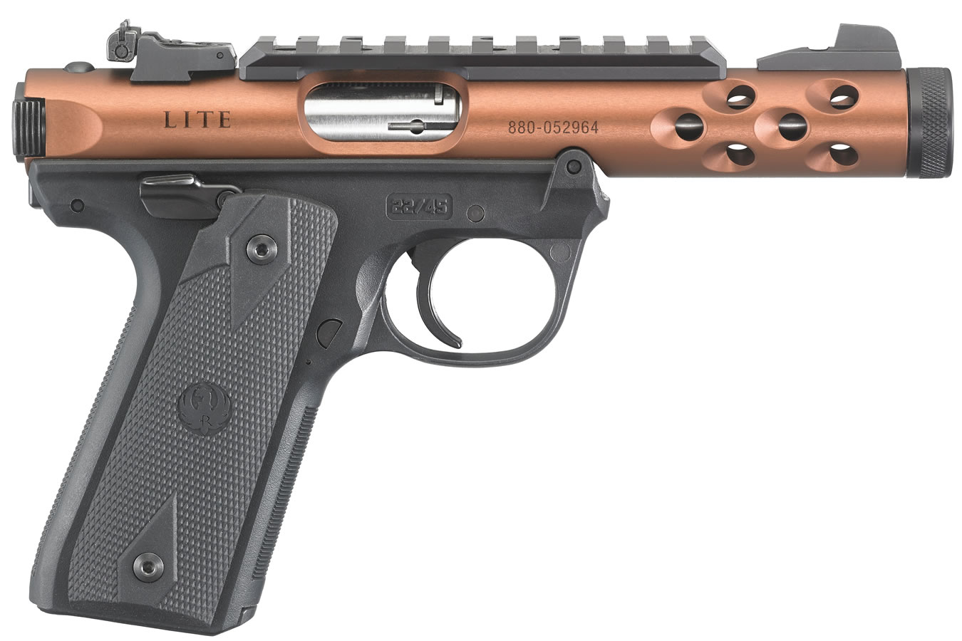 Ruger Mark Lite Bronze Anodized