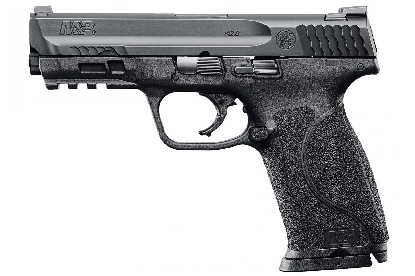 No. 5 Best Selling: SMITH AND WESSON MP9 M2.0 9MM NO THUMB SAFETY