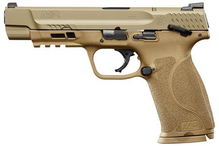 SMITH AND WESSON MP9 M2.0 9MM FDE PISTOL W/ 5-INCH BARREL