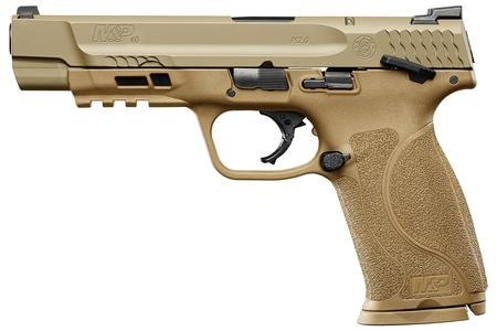 SMITH AND WESSON MP40 M2.0 40 FDE PISTOL W/ 5-INCH BARREL