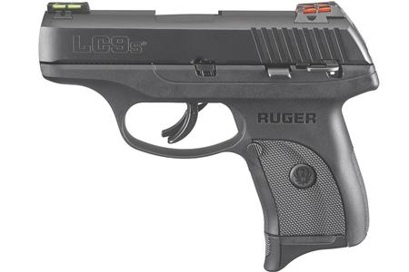 RUGER LC9S 9MM CARRY CONCEAL PISTOL WITH HIVIZ